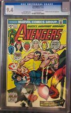 Avengers #117 CGC 9.4 - Silver Surfer App