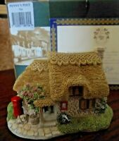 LILLIPUT LANE 794 PENNY'S POST - ADLESTROP, GLOUCESTERSHIRE. WITH BOX & DEEDS