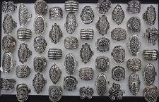 Top Quality Job Lots 45pcs Rhinestone Retro style women's rings Free P&P