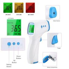 Thermometer Body Baby Adults Infrared Thermometer Forehead Outdoor Home Digital