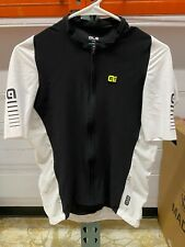 Alé Cycling R-EV1 Race 2.0 Short Sleeve Jersey - Black - Men's XXL