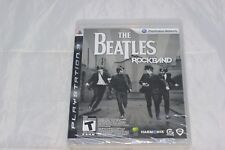 The Beatles: Rock Band (Sony PlayStation 3, 2009) Brand New Factory Sealed