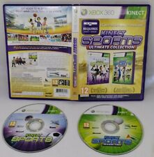 Kinect Sports: Ultimate Collection Xbox 360 Spiel Familie Spaß schnell Post