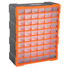 DURHAND  Cassettiera Box Officina Muro Porta Minuteria 60 cassetti Multiuso