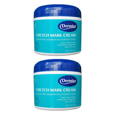 Dermisa Stretch Mark Cream. Pregnancy Marks & Scars Removal. 4 Oz. Pack of 2