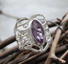 Amethyst Fine Rings