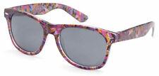 Modische GIL Design Sonnenbrille Camouflage Rosa UV 400 NEU P2