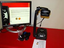 Avermedia Avervision 280 P0a3 Document Camera With Cables Night View Plug N Play