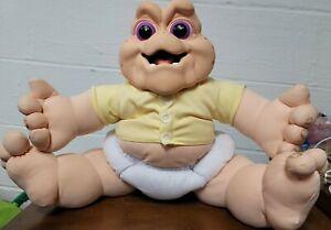 Baby Sinclair Disney's Dinosaurs Talking Plush - Hasbro 1991