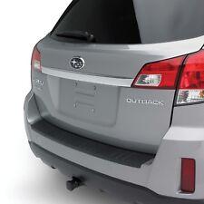 Oem 2010-2011 Subaru Outback Chrome Rear Tailgate Trim Moulding New J1210Aj020 (Fits: Subaru)