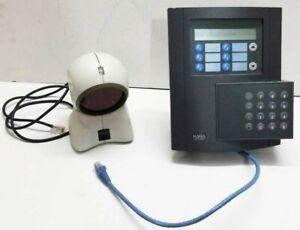 KABA B-Net 9520 Zeit Und Teilnahme Termainal W / Orbit MS-7120 Scanner