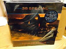 38 Special Tour de Force vinyl LP NM 1983 in Shrink with Song Sticker