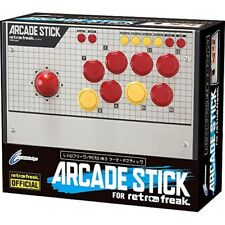 RETRO FREAK Official Game Pad Dedicated Arcade Stick Joy USB Controller retro