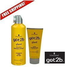 GOT2B GLUED BLASTING FREEZE SPRAY WITH SPIKING GLUE HCG2BGLSPAS02