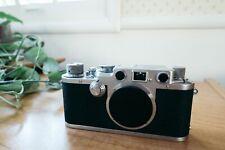 Leica IIIf Black Dial 35mm Film Rangefinder Camera Amazing Condition