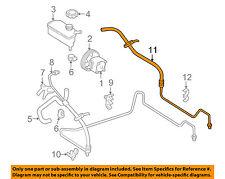 VOLVO OEM 05-09 S60-Power Steering Return Hose 31340942