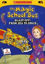 The Magic School Bus: Blast Off! From Sea to Space [New DVD]