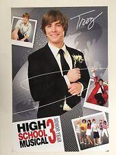 HIGH SCHOOL MUSICAL 3 SENIOR YEAR,RARE AUTHENTIC 2008 POSTER