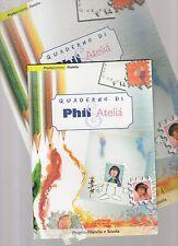 filaquaderno di phil & atelia per bambini