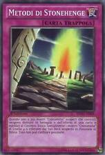 3x Metodi di Stonehenge YU-GI-OH! REDU-IT069 Ita COMMON 1 Ed.