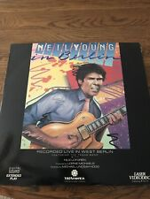 (Laserdisc) NEIL YOUNG - In Berlin