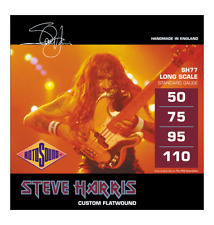 Rotosound SH77 Jazz Bass 77 Steve Harris Signature Monel Flatwound Bass Guitar S