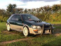 1996 Subaru Impreza WRX Gravel Express Rare