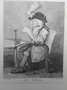 """William Hogarth"" The Politician Heath ed"