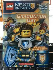 LEGO Nexo Knights Graduation Day Book Poster Inside