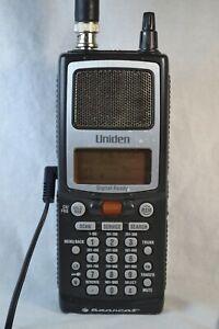 Uniden Bearcat BC250D Digital Trunking Scanner Transceiver TESTED
