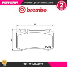 P50077 Kit pastiglie freno a disco ant Mercedes-Benz (MARCA-BREMBO)