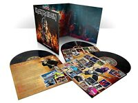 IRON MAIDEN - THE BOOK OF SOULS:LIVE CHAPTER  3 VINYL LP NEUF