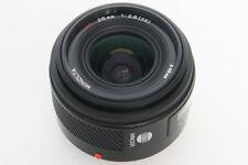 Minolta AF 28mm f2.8 lens for maxxum A mount