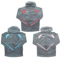 Columbia Sportswear Women's Omni Shield Lightweight Windbreaker Jacket Gray
