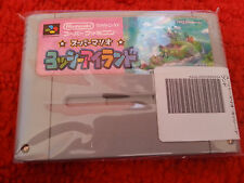SFC.  Super Mario World 2 II. Yoshi's Island. SHVC-YI (Japanese SNES)