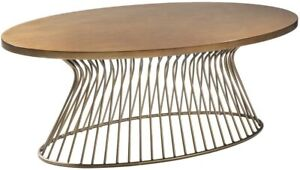 Coffee Table1 Coffee Table:48W x 24D x 16.5HItem Weight/LB:50.6BronzeFPF17-0356