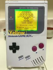 NINTENDO Game Boy Bivert, backlight and prosound (Glass screen too!) Fast ship!!