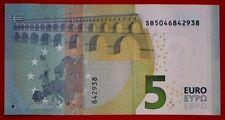 5 EURO ITALIA RARISSIMO ERRORE DI STAMPA (MOLTO RARO R2)