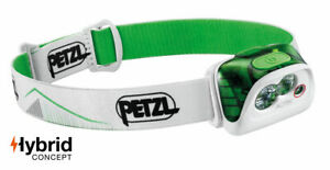 Petzl Stirnlampe ACTIK, weiß, Stirn Lampe zum rennen, biken, bergsteigen, 350