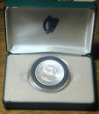 IRELAND TEN SHILLING COIN 1966 .P.H. PEARSE. IN  PRESENTATION CASE.FREE SHIPPING