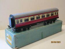 More details for bassett lowke british railways 113/0 3rd class corridor coach in original box