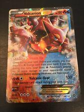 Volcanion-EX - Steam Siege  26/114 (Rare Holo ex) Pokemon Card