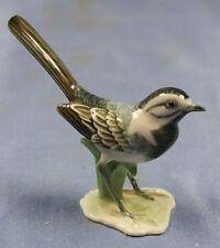 Bachstelze porzellanfigur porzellan figur kaiser tierfigur vogel