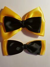 Madelienas Handmade  My Inspired EMMA Wiggle Bows  Set As Pictured