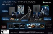 NEW Final Fantasy XV: Ultimate Collector's Edition XBOX ONE PS4 ff 15