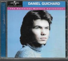 CD COMPIL 17 TITRES--DANIEL GUICHARD--CHANSONS REMASTERED