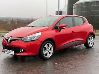 2013 Renault Clio Expression Plus 1.2 Excellent City Car Petrol Manual 5 Door