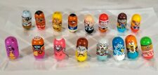 Lot Of 10 loose Mighty Beanz Moose 2010 Multi Characters