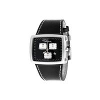 Orologio ROBERTO CAVALLI mod. RETTANGOLO ref. 7251905115 Unisex chrono in pelle