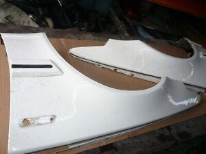 480 Volvo Wing in white
